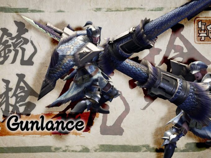 Nieuws - Monster Hunter Rise – Lance en Long Sword wapens