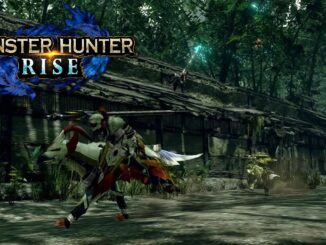 Monster Hunter Rise – Geen Voice Chat en meer details gedeeld