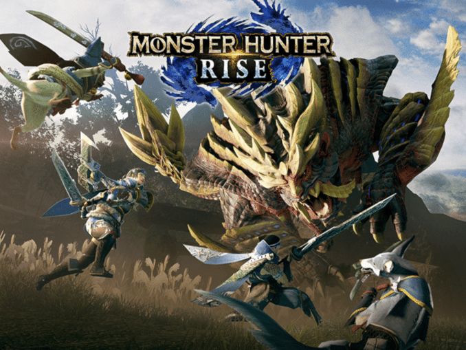 Nieuws - Monster Hunter Rise TGS 2020 Trailer + Gameplay Footage