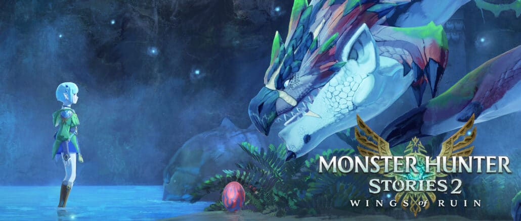 Monster Hunter Stories 2: Wings of Ruin komt zomer 2021