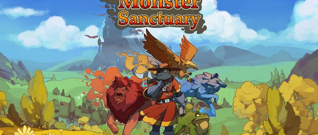 Monster Sanctuary – Laatste Trailer