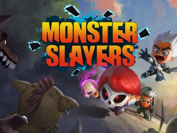 Release - Monster Slayers