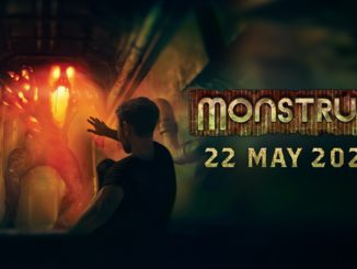 Monstrum launches May 22nd