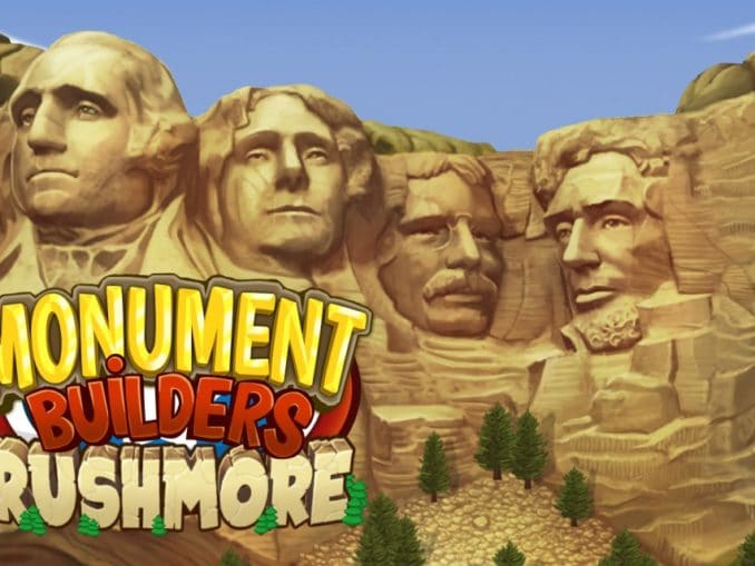 Release - Monument Builders Rushmore