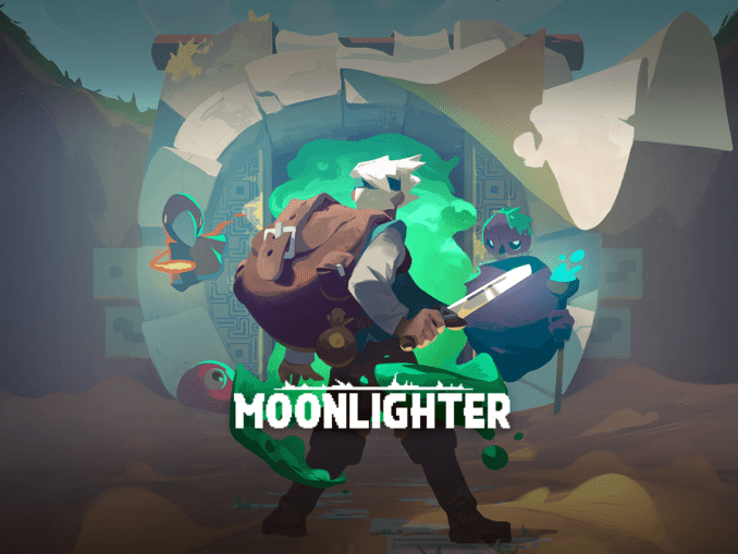 Nieuws - Moonlighter komt in November