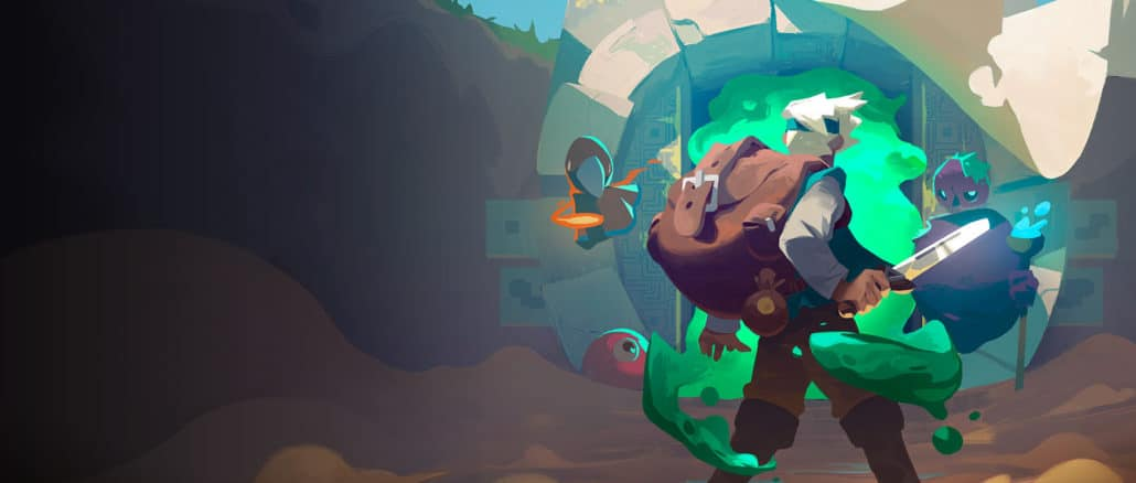 Moonlighter Free Friends & Foes free update