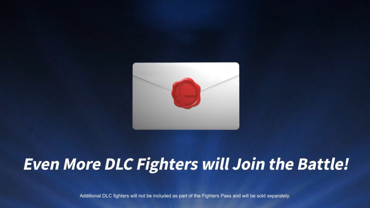 Super Smash Bros. Ultimate – Meer DLC vechters na de Fighters Pass