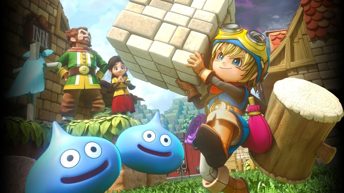 Meer Dragon Quest Builders 2 info
