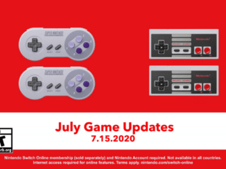 More NES & SNES Switch Online titles coming July 15th