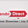 More Nintendo Direct Mini: Partner Showcases are on the way for 2020
