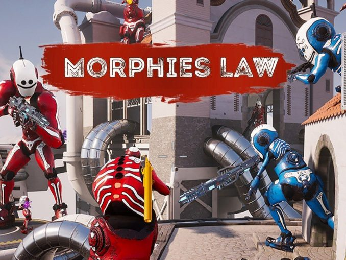 Release - Morphies Law