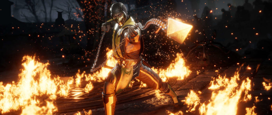 Reptile – Accidentally confirmed in Mortal Kombat 11