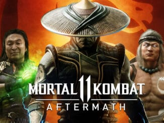 Mortal Kombat 11: Aftermath announced for May 26th