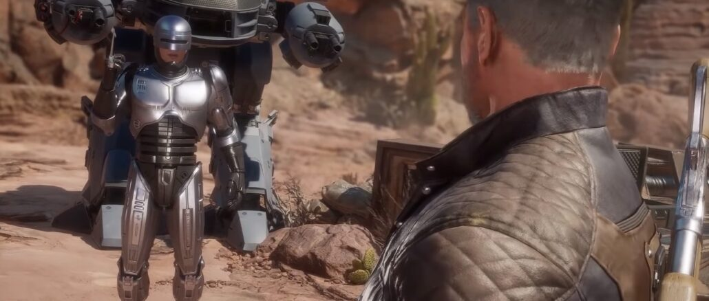 Mortal Kombat 11: Aftermath – Nieuwe Trailer Robocop vs Terminator
