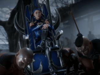 Mortal Kombat 11 Kitana Reveal Trailer