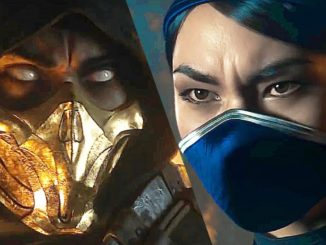 Mortal Kombat 11 – Minimal gameplay footage