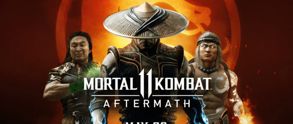 Mortal Kombat 11's Friendship Finishers + Aftermath Verhaaluitbreiding