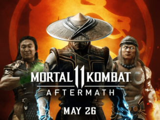 Nieuws - Mortal Kombat 11's Friendship Finishers + Aftermath Verhaaluitbreiding