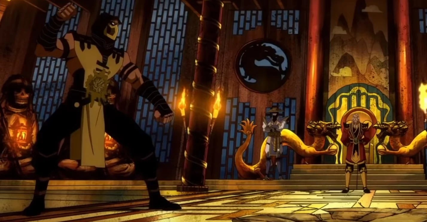 Mortal Kombat Legends Scorpion S Revenge Debut Trailer Launches Spring 2020 General News Nintendoreporters