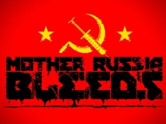 Release - Mother Russia Bleeds
