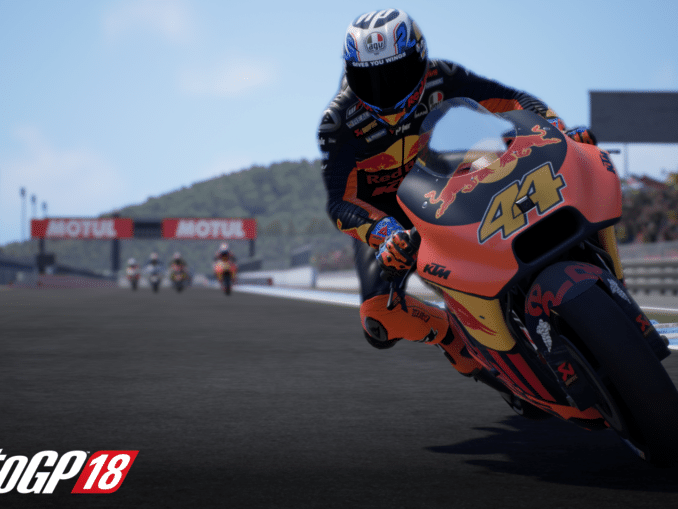 Nieuws - MotoGP 18 launch trailer