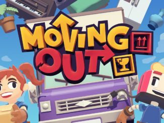 Moving Out komt op 28 April