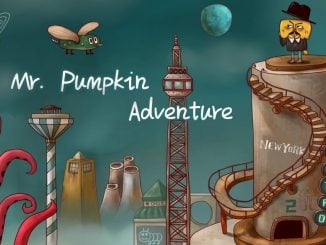 Release - Mr. Pumpkin Adventure