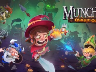 Release - Munchkin: Quacked Quest
