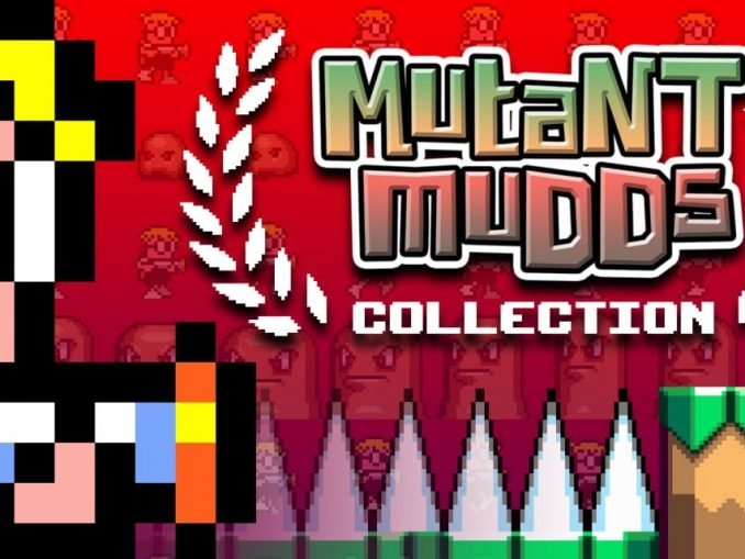 Release - Mutant Mudds Collection