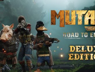 Mutant Year Zero: Road to Eden – Deluxe Edition