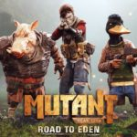Mutant Year Zero: Road To Eden - Announcement Trailer