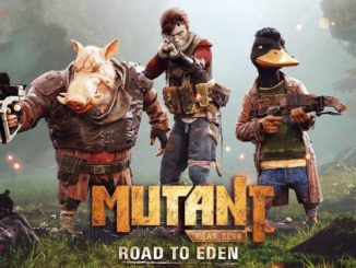 Mutant Year Zero: Road To Eden – Aankondiging Trailer
