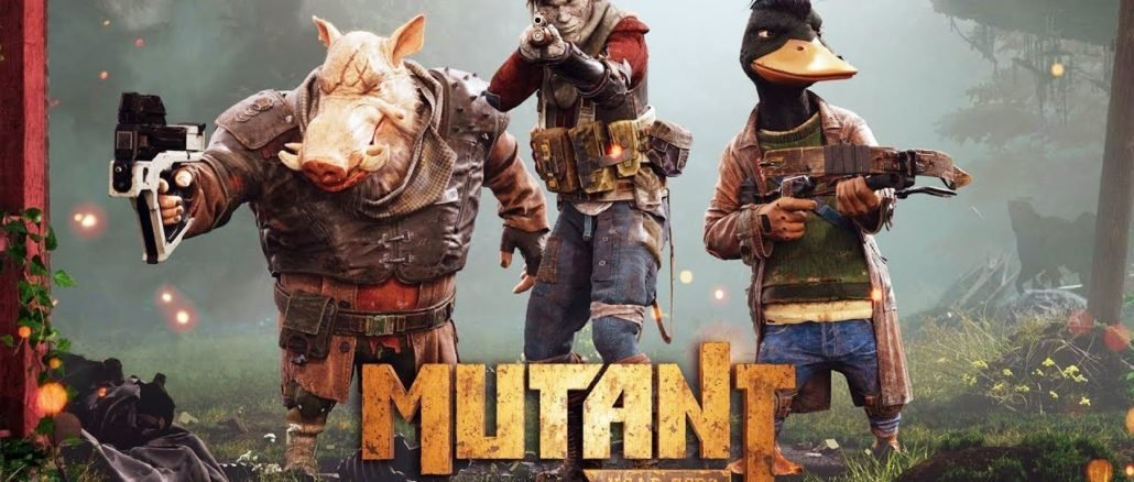 Mutant Year Zero: Road to Eden – Coming July 30th
