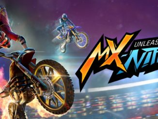 Release - MX Nitro: Unleashed