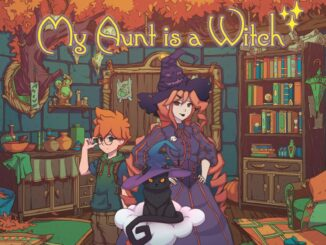 Release - My Aunt is a Witch