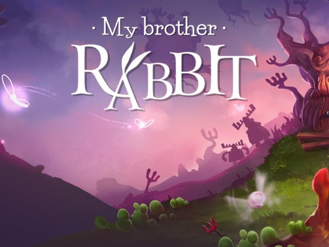 Release - My Brother Rabbit