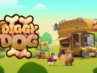 Release - My Diggy Dog 2