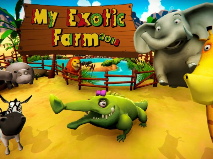 Release - My Exotic Farm 2018