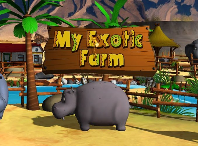 Release - My Exotic Farm