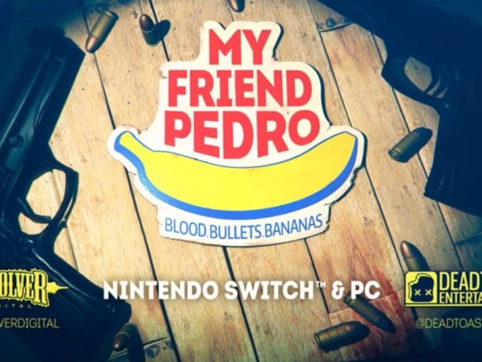 Nieuws - My Friend Pedro's Bananimated Launch Trailer