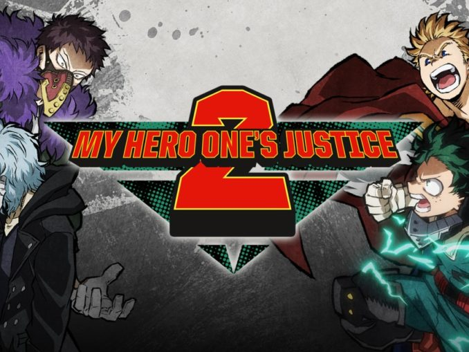 Release - MY HERO ONE'S JUSTICE 2