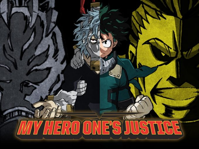 Release - MY HERO ONE'S JUSTICE