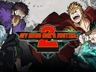 My Hero One's Justice 2 – Karakter Preview Trailer 2