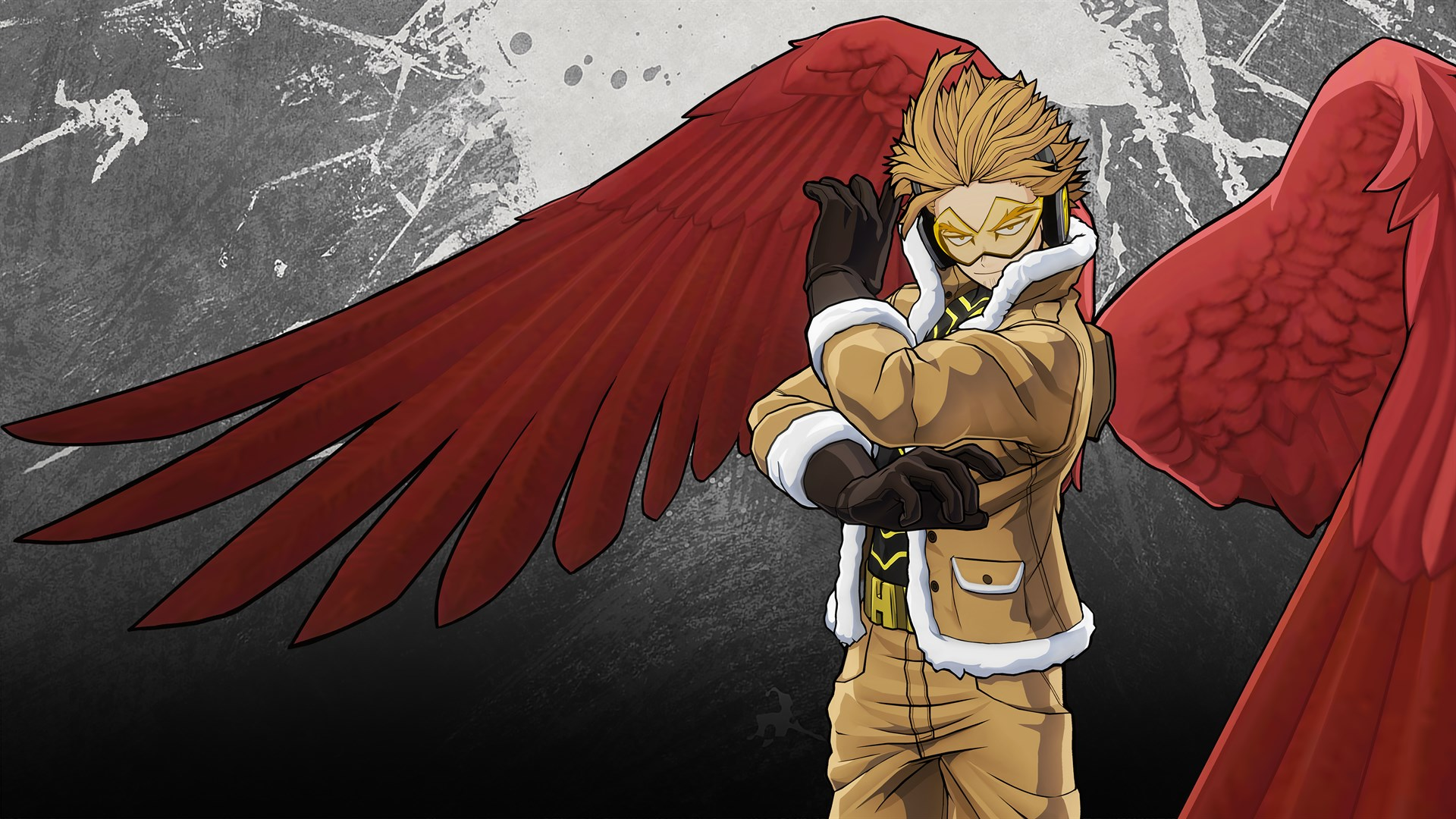 My Hero One's Justice 2 – Hawks Trailer