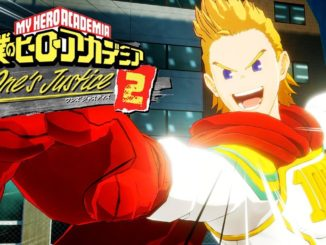 My Hero One's Justice 2 – Launches March 12 in Japan
