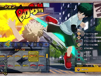 My Hero One's Justice 2 – Foto modus Trailer