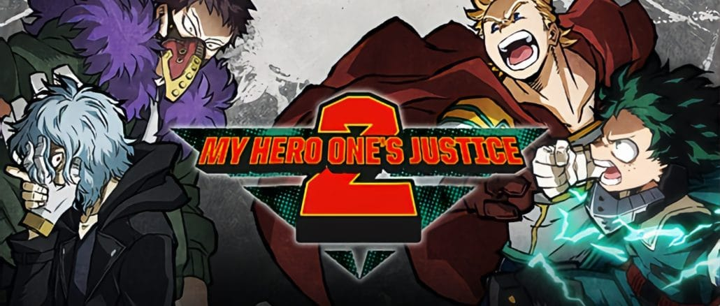 My Hero One's Justice 2 – Teaser Trailer