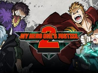 News - My Hero One's Justice 2 – Teaser Trailer