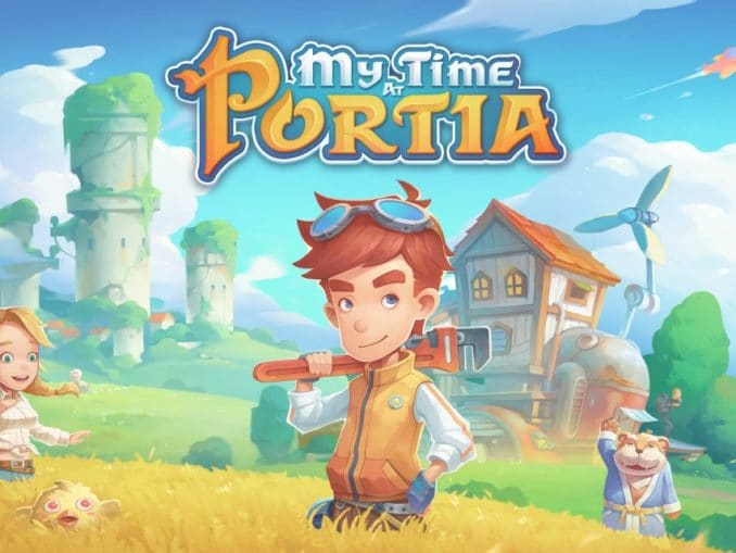 Release - My Time at Portia