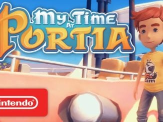 My Time At Portia physical release confirmed